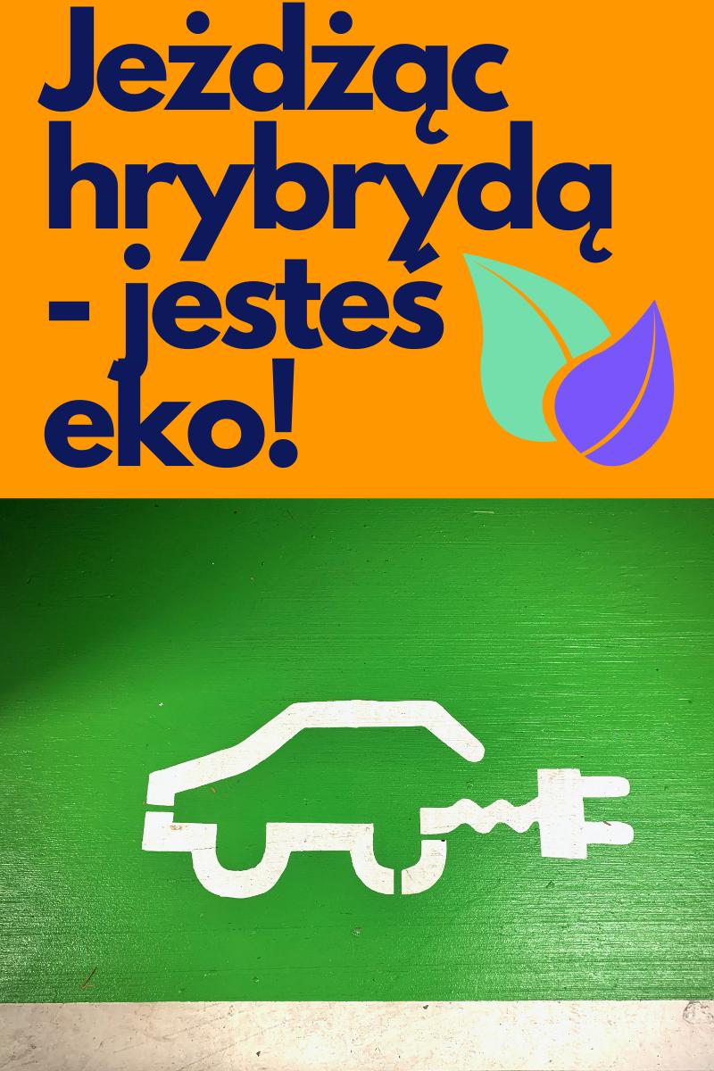 Eko- jazda autem hybrydowym